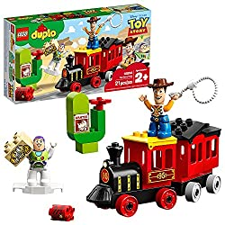 small LEGO Duplo Disney Pixar Toy Story Train 10894 Ideal for preschoolers and toddlers train sets …