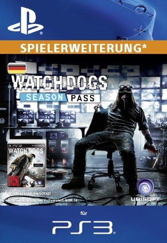 Watch Dogs - Season Pass [PS3 PSN Code für deutsches Konto]
