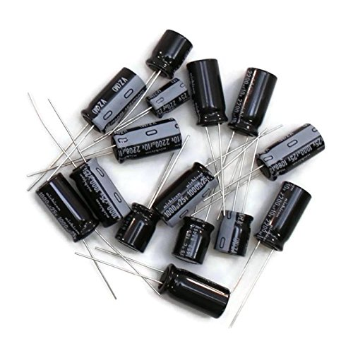 capacitors Witonics Capacitor Repair Kit for Samsung LCD/Plasma TV
