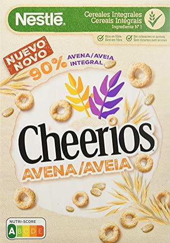 Cereales Nestlé Cereales Nestlé Cheerios Avena 300g - Pack de 6