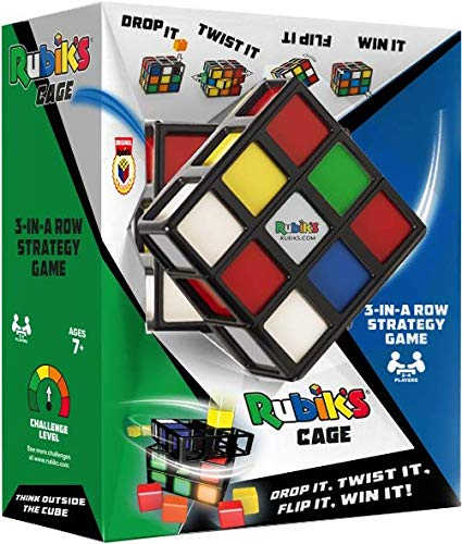 Rubiks Cage Es el Cubo 3 en Raya