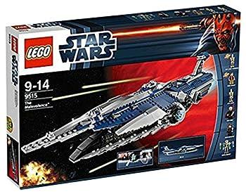 LEGO Star Wars General Grievous Malevolence Space Ship w/ Minifigures | 9515