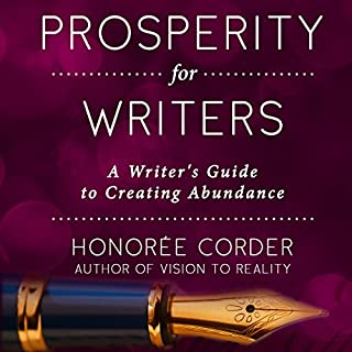Prosperity for Writers audiobook cover art