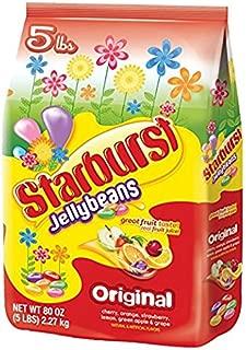 Starburst Jelly Beans - 5 pounds