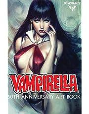 Vampirella 50th Anniversary Artbook (Vampirella (2011-)) (English Edition)
