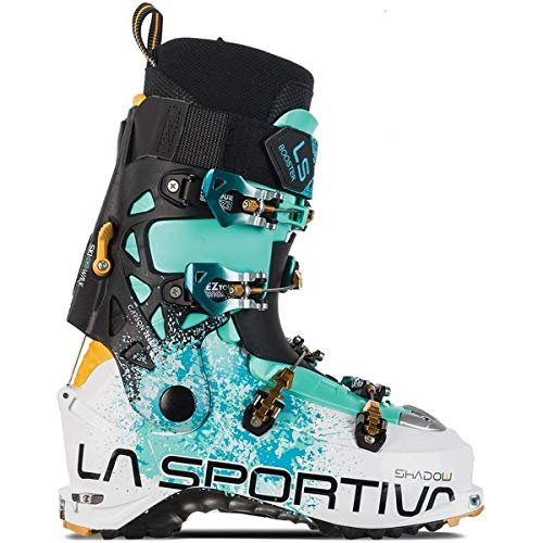 La Sportiva Shadow Alpine Touring Boot - Women's White/Mint, 25.5