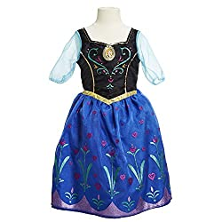 Disney Frozen Anna Musical Light Up Kids Costume from Amazon Prime