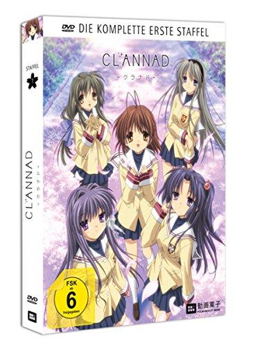 Clannad - Staffel 1 - Gesamtausgabe - [DVD]
