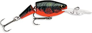 Rapala Jointed Shad Rap 07 Fishing lure, 2.75-Inch, Red Crawdad