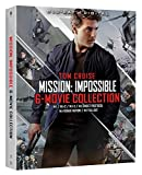 Paramount Mission: Impossible 6-Movie Collection (Blu-Ray)
