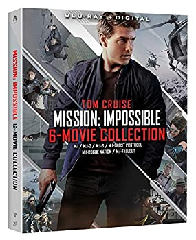 Mission  Impossible - 6 Movie Collection [Blu-ray + Digital]