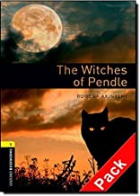 Oxford Bookworms Library: Level 1:: The Witches of Pendle audio CD pack (Oxford Bookworms ELT) by Rowena Akinyemi(2007-12-06)
