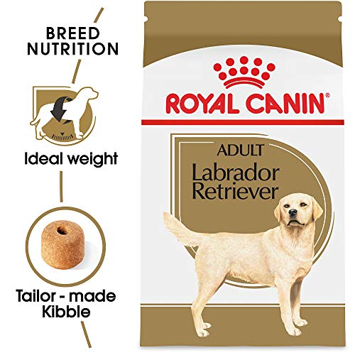 Royal Canin 453735Labrador Retriever Adult Breed Specific Dry Dog Food, 30 lb. bag
