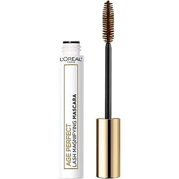 L'Oreal Paris Age Perfect Lash Magnifying Mascara, Brown, 0.28 Ounce