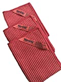 Norwex Kitchen Cloth Trio (Pomegranate)