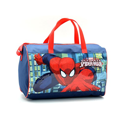 Bolsa Deporte Spiderman Capacidad 23 x 20 x 39 cms