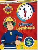 Feuerwehrmann Sam Uhrenlernbuch: Mit beweglichen Zeigern zum Üben -