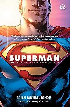 Superman Vol 1  The Unity Saga  Phantom Earth