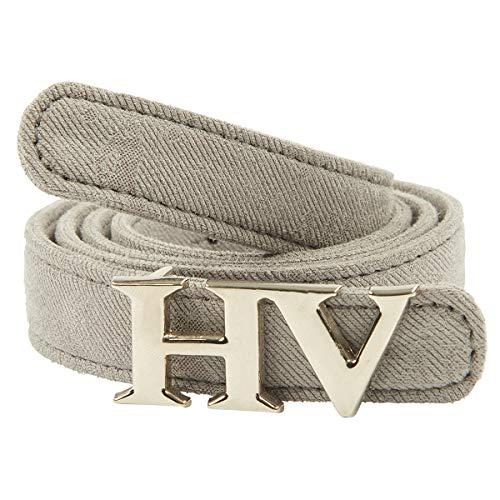 HV Polo Gürtel Donna- Grey-95 cm