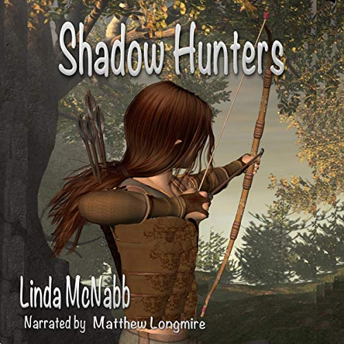 Shadow Hunters audiobook cover art
