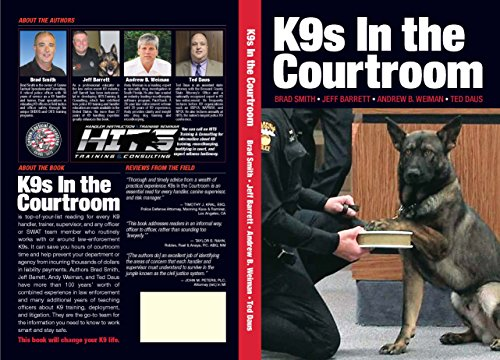 K9s in the Courtroom