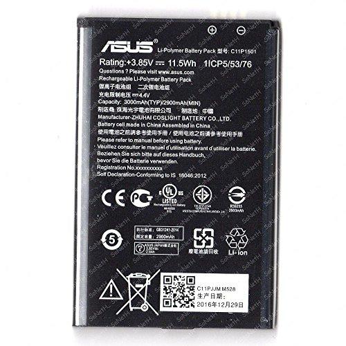 ASUS Batteria ZENFONE Selfie ZD551KL ZE551KL Z00UD 3.85V 3000mAh C11P1501