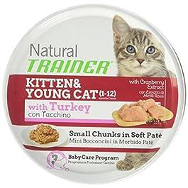 Natural trainet Cat Kitten & Young Gr 80