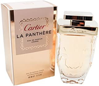 La Panthere Eau de Parfum Legere Edition Limited by Cartier for Women Eau de Parfum 100ml