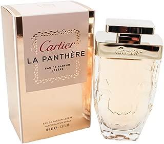 Cartier La Panthere Legere Eau De Parfum Spray for Women, 3.3 Ounce