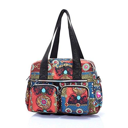 Sincere® Fashion Mobile Messenger sac / épaule / sac étanche Loisirs-2