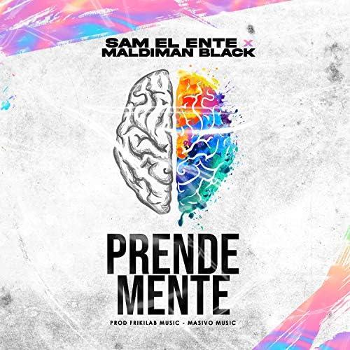 Sam el Ente & Maldiman Black feat. frikilab music