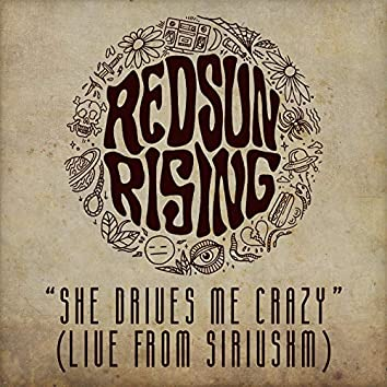 She Drives Me Crazy (Live From SiriusXM)
