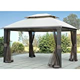 Sunjoy Replacement Canopy Set for Revella Gazebo