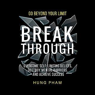 Break Through audiobook cover art