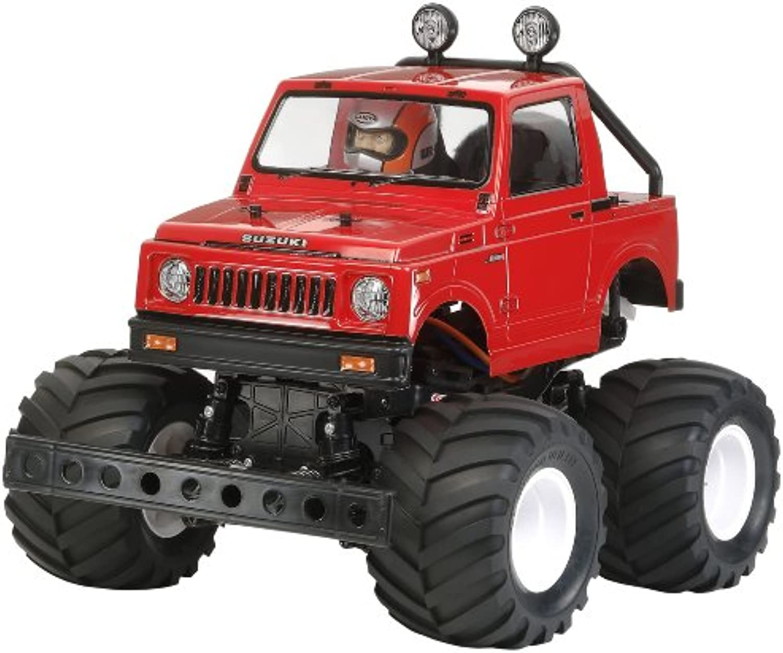 TAMIYA 300058531 - 1 10 RC Suzuki Jimny (SJ30) Wheelie