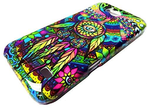 FastSun Hard Design Snap On Phone Cover Case For ZTE Atrium Z793C Scend LTE Z791 (Color Dream Catcher)