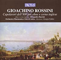 19th Century Masterpieces for Oboe & English Horn (Capolavori dell'800 per oboe e corno inglese) by BELLINI VINCENZO / CHOPIN FRY (2010-01-12)