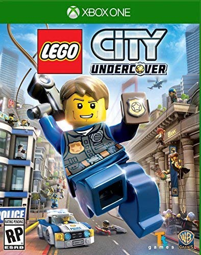 Warner Home Video - Games Lego City Undercover - Xbox One