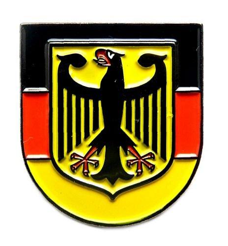 Pin Anstecker Deutschland Adler Wappen