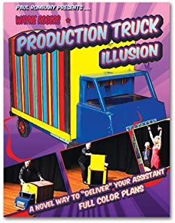 Paul Romhany Presents Production Truck Illusion by Wayne Rogers