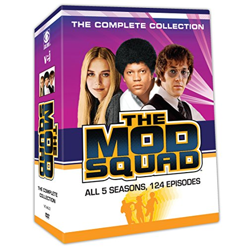 Mod Squad// Complete Collection/all 5 seasons,124 episodes