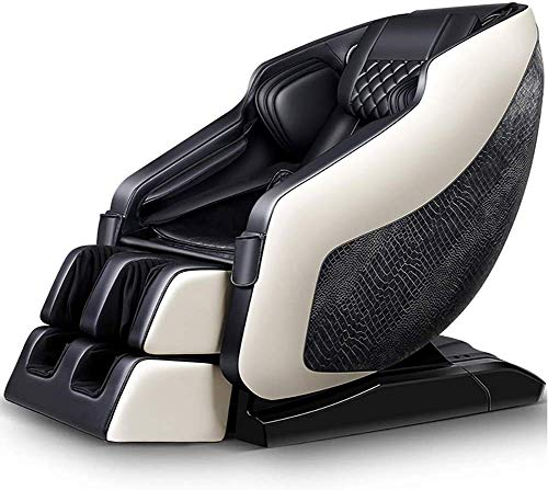 Best Buy! SISHUINIANHUA Massage Chair Automatic, Household Electric Body Multi-Function Space Capsul...