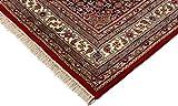 Lifetex.eu Teppich Bidjar ca. 170 x 240 cm Rot handgeknüpft Schurwolle Klassisch hochwertiger Teppich - 4