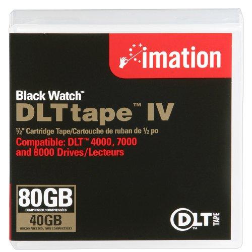 5X imation DLT Tape IV 40/80GB 11776 Tape Cartridge NEU + OVP