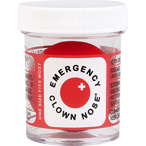 Theater of Fools Emergency Clown Nose