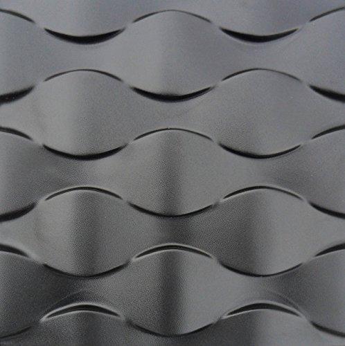 Wall Plaster Panel Concrete Abs Plastic Mold 3d Decorative Decor Form SQUAMA 1 pcs