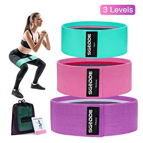 Bandas elasticas de Fitness