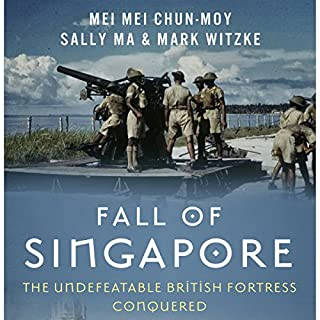 Fall of Singapore: The Undefeatable British Fortress Conquered cover art