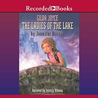 Gilda Joyce audiobook cover art