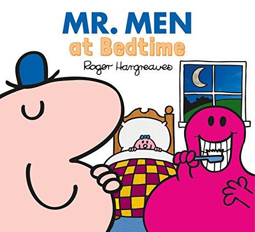Mr Men Every Day. Bedtime (Mr. Men & Little Miss Everyday)